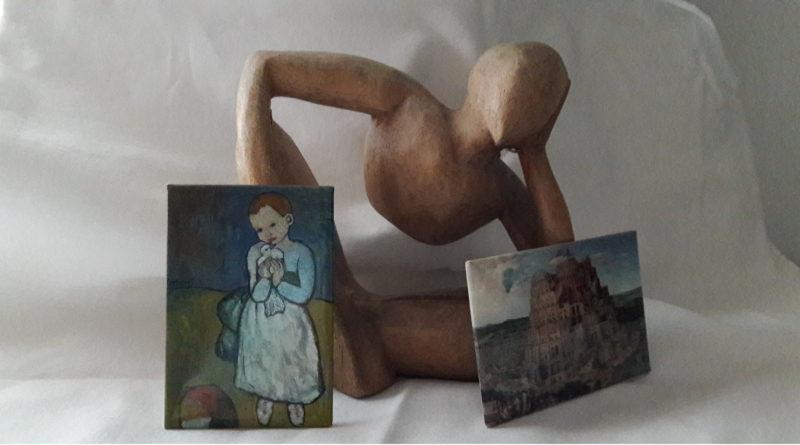 Taidemuseot ja galleriat: Yleisopastus Taidekoti Kirpilässä keskiviikkona!