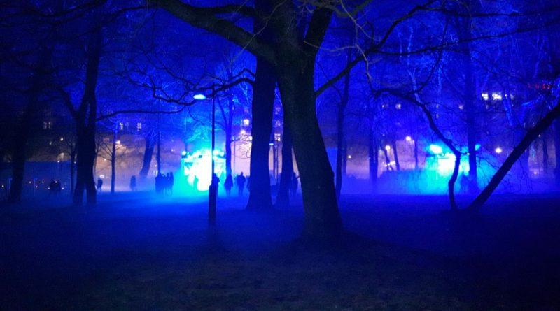 Kulttuuritapahtumat: Metsäretki Pimeässä olemisesta 12.4.-4.5.